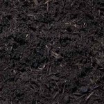 Everblack Mulch Triple Shredded